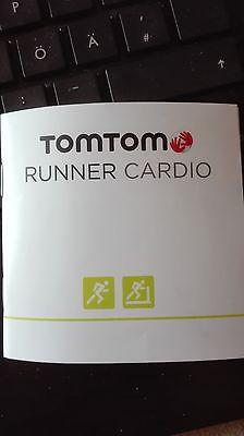 TomTom Runner Cardio Fitness Uhr