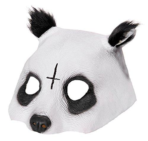 Panda Maske für Kids ohne Träne