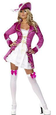 Piratenbraut Amber Kostüm NEU - Damen Karneval Fasching Verkleidung Kostüm