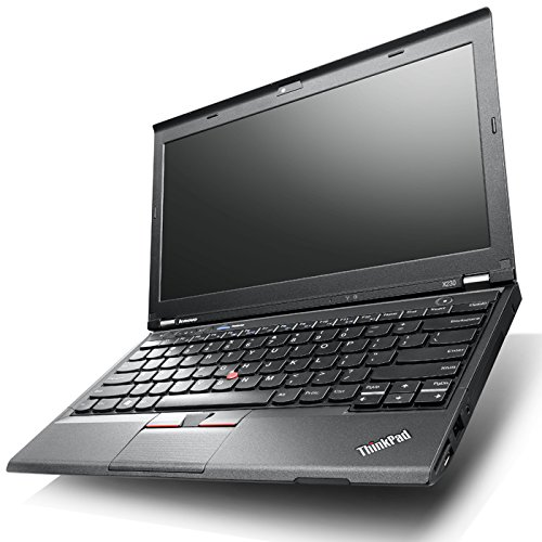 Lenovo Thinkpad X230 i5 2,6 8,0 12M 500 GB SSD WLAN BL CR Win7Pro (Zertifiziert und Generalüberholt)