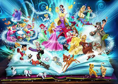 Disney`s magisches Märchenbuch 1500 Teile Puzzle  16318 NEU+OVP