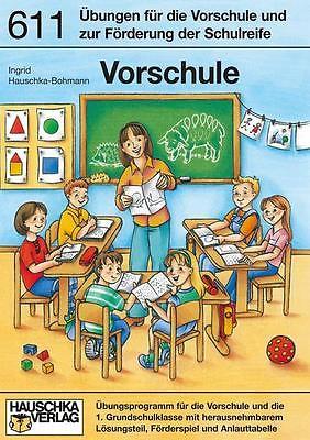 Vorschule. Förderung der Schulreife