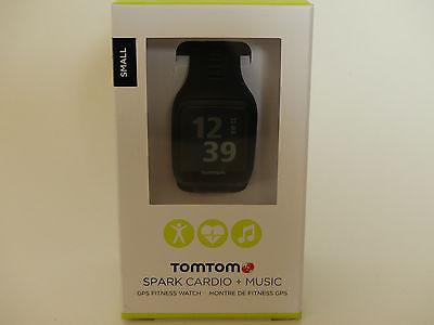 Tom Tom Spark Cardio + Music GPS Pulsuhr  - Neuwertig mit 21 Monaten Garantie