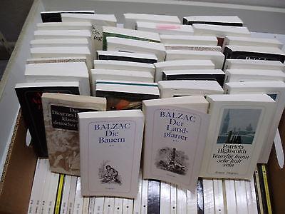 85 x Diogenes Verlag Taschenbücher - 85D
