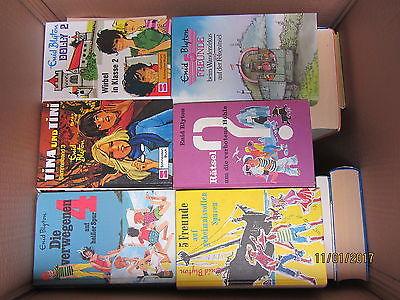 Clever Sammlung Paket Enid Blyton Tina Und Tini In 6 Büchern 12 Romane V
