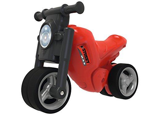 BIG 800056360 - Street Bike, Outdoor und Sport, rot