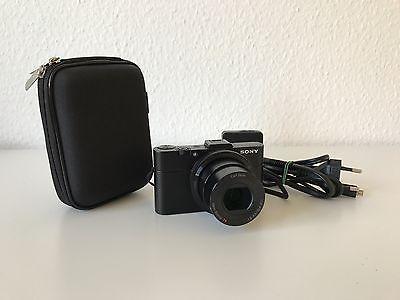 SONY DSC RX-100 II Digitalkamera