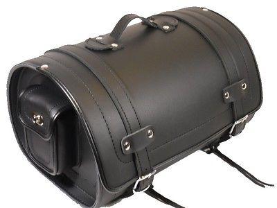 Heckrolle HR50 Sissybartasche Motorradtasche Hecktasche Gepäcktasche Gepäckrolle