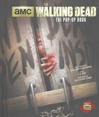 The Walking Dead: The Pop-Up Book by Stephani Danelle Perry Hardcover Book (Engl