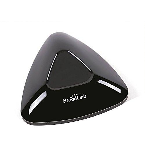 Broadlink RM Pro Learning Universal-Intelligent-Controller Wifi Smart Home Automation IR / RF-Fernbedienung, kompatibel mit iPhone / Samsung HTC