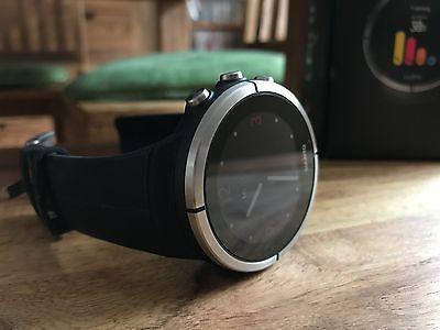 Suunto Spartan Ultra Black HR Sportuhr BT GPS Herzfrequenz