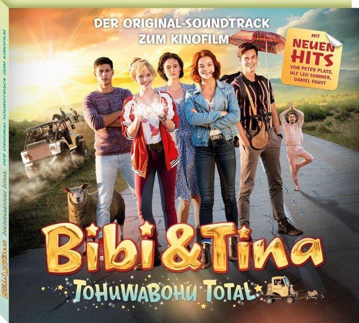 Bibi und Tina 4 Soundtrack  Vorverkauf zum 24.02.2017