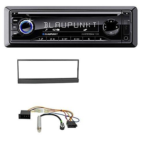 Blaupunkt Amsterdam 130 CD MP3 USB AUX Autoradio für Skoda Fabia (bis 2003)