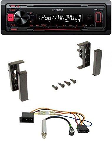 Kenwood KMM-202 MP3 USB AUX Autoradio für Audi A2 A3 8L 99-00 A4 B5 99-01 A6 C5 97-01