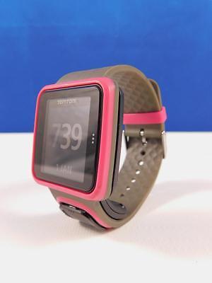 TomTom 1RR0.001.01 - GPS Sportuhr Runner Aktivitätsuhr OneSize, lila/schwarz