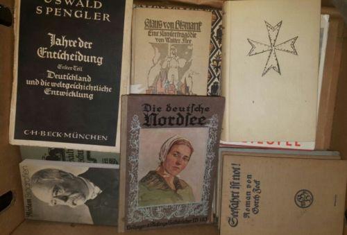 Bücherpaket, 1. und 2. Weltkrieg, 50 Stück