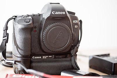 Canon 5D Mark II, guter Zustand, 22.000 Auslösungen