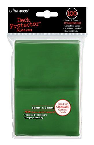 Ultra Pro 82693 - Protector (100), grün