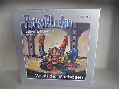 Perry Rhodan Silber Edition 51 Vasall der Mächtigen 13 CDBox Neu und Verschweißt