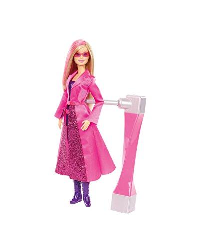 Mattel Barbie DHF17 - Modepuppen, Das Agententeam, Barbie Geheimagentin