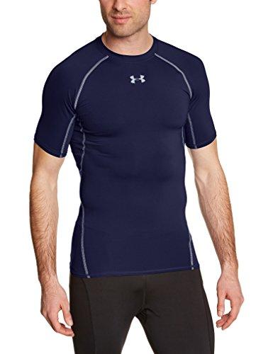 Under Armour Funktionsshirt Heatgear Herren Fitness - Funktionsshirts, Midnight Navy, M