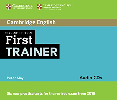 First Trainer: Second edition. Audio CDs (3)