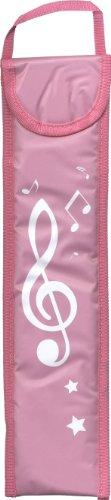 Musicwear: Recorder Bag - Pink. Für Blockflöte