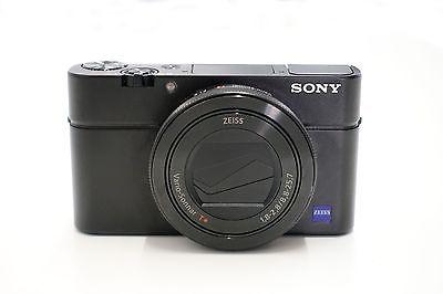Sony Cyber-shot DSC-RX100 IV Schwarz 20.1MP