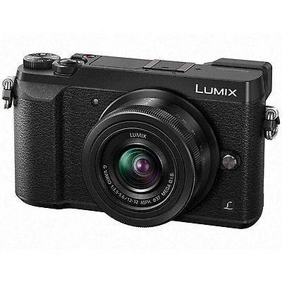 Panasonic LUMIX G DMC-GX80 inkl Panasonic Objektiv H-FS12032E 12-32mm + Rechnung