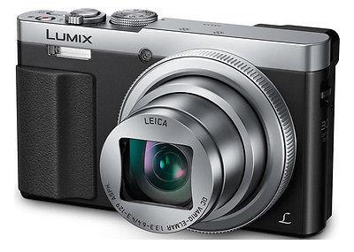 Panasonic Lumix DMC-TZ71 EG Silber m. Leica DC-Vario Elmar TZ71