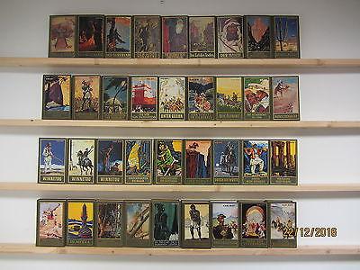 Karl May 36 Bücher Abenteuerromane Western Indianerromane Westernromane