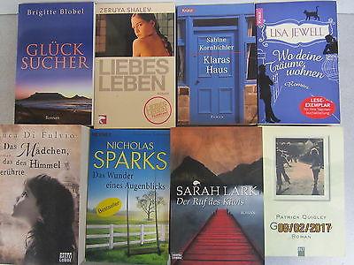 61  Bücher Taschenbücher Romane Top Titel Bestseller Paket 3