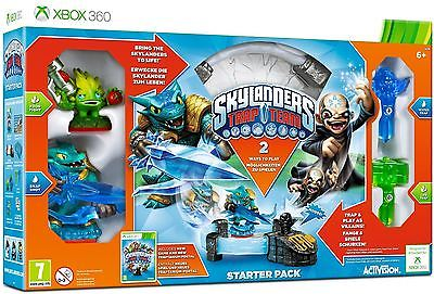 SKYLANDERS TRAP TEAM STARTER PACK XBOX 360 New and Sealed