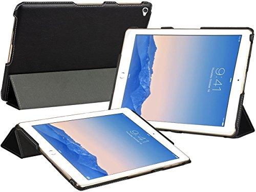 Ultra Slim Case für iPad Air 2 Tablet Smart Cover Tasche Schutzhülle für Apple iPad Air 2 Leder Hülle Sleeve Etui