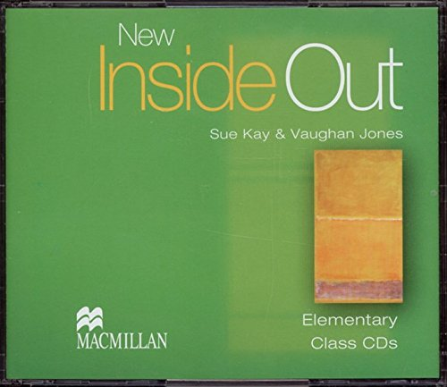 New Inside Out: Elementary / 3 Audio-CDs