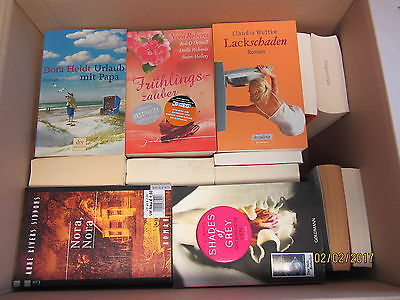44 Bücher Romane Softcover Top Titel Bestseller