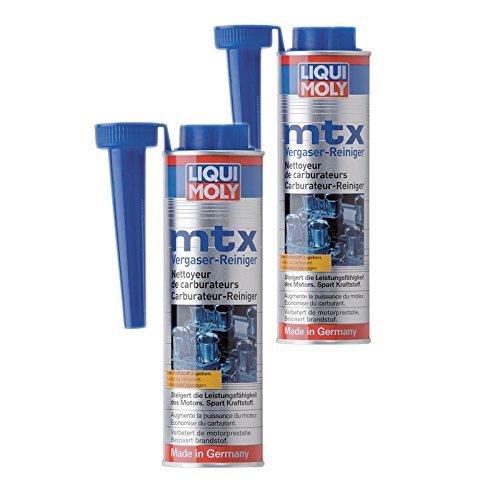 Liqui Moly 5100 mtx Vergaser-Reiniger, 2 x 300ml