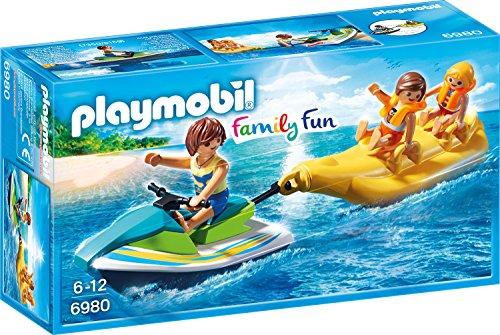 PLAYMOBIL 6980 - Jetski mit Bananenboot