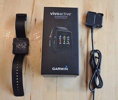 Garmin Vivoactive - schwarz