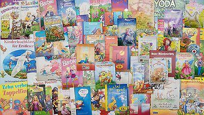 58 Kinder- und Jugendbücher Bücherpaket Bücher Paket