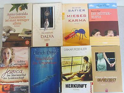 61  Bücher Taschenbücher Romane Top Titel Bestseller Paket 1