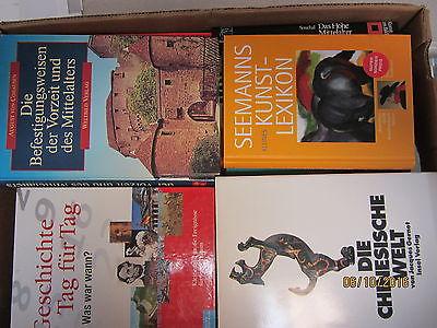 27 Bücher Kunst Kultur Geschichte Weltgeschichte Kulturgeschichte