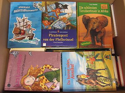 72 Bücher Kinderbücher Kinderromane erstes Lesen junge Leser Abenteuerromane
