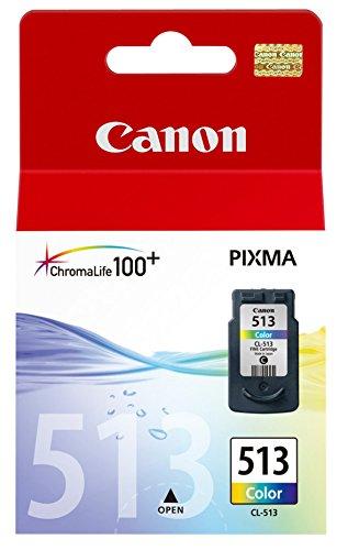 Canon CL-513 Original Tintenpatrone mit hoher Reichweite, 13ml mehrfarbig