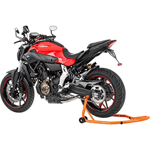 Hi-Q Tools Motorrad verstellbar für Hinten | Reifenheber für fas alle Motorräder bis 300 Kg