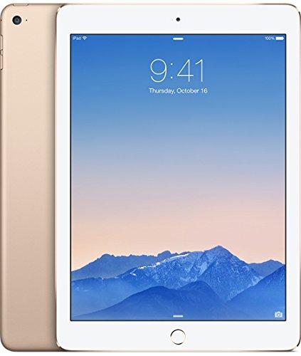 Apple MNW32FD/A iPad Air 2 Wi-Fi mit Cellular für SIM 32GB 8MP Kamera 20,1 cm (9,7 Zoll) gold