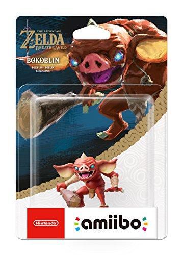 amiibo The Legend of Zelda Collection Bokblin (Breath of the Wild)