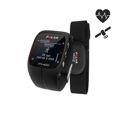 Polar M400 GPS-Laufuhr Sportuhr mit Brustgurt Aktivitätsmessung