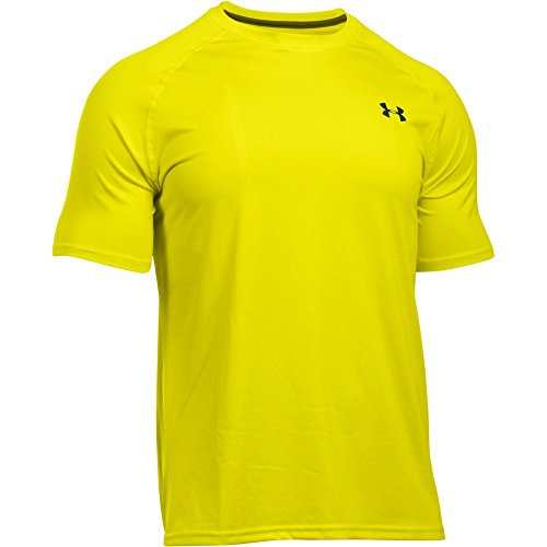 Under Armour Ua Tech Ss Tee Herren Fitness - T-Shirts & Tanks, Flash Light, L