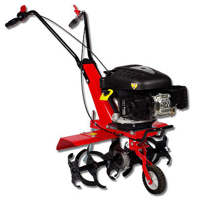 Gartenfräse Ackerfräse Benzin Motorhacke Bodenfräse Kultivator BRAST AF5000